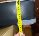 Крісло для човнів і катерів посилене з м'якими вставками колір сірий, фото 8