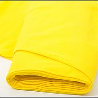 Фетр жёлтый, 100*80 см, 1 мм