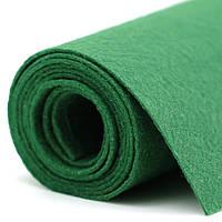 Фетр зеленый, 100*80 см, 1 мм