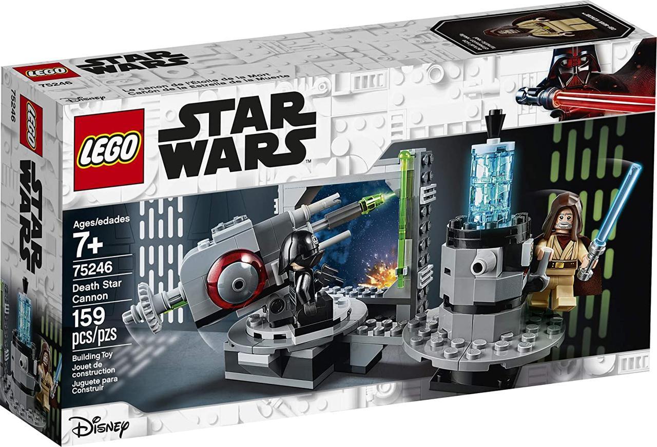 Конструктор Lego Star Wars 75246 Пушка «Звезды смерти»