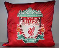Подушка 45 х 45 см с символикой FC Liverpool