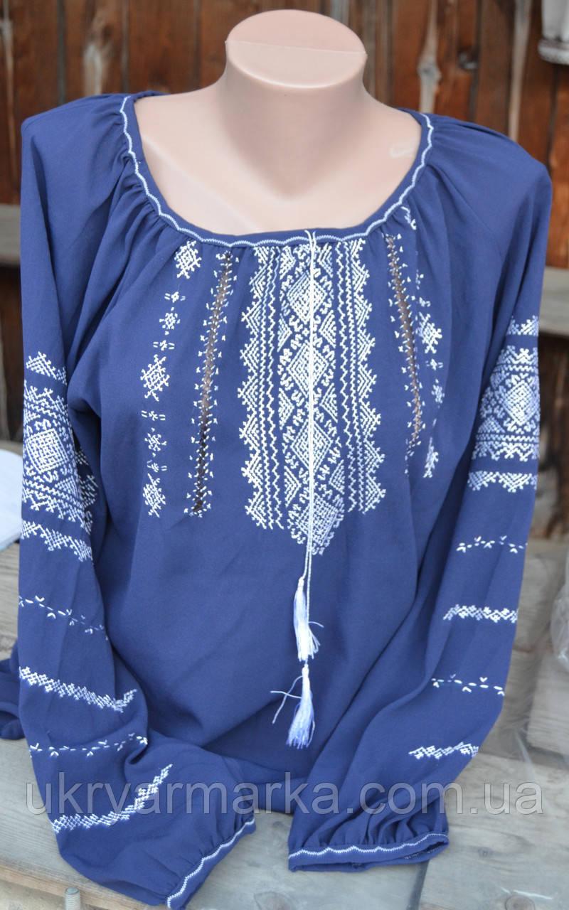 "Жіноча вишивана блузка ""Стильна"""