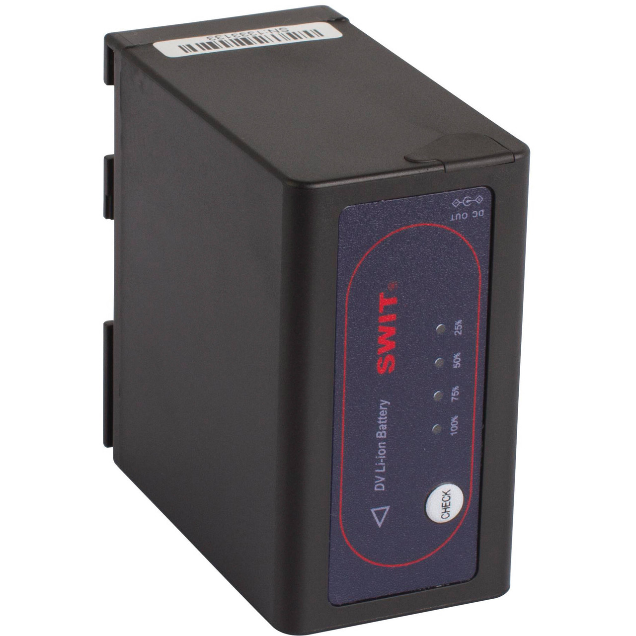 Аккумулятор SWIT S-8845 7.2V, 47Wh Replacement DV Battery with DC Output for Canon BP-945/970G (S-8845)