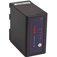 Аккумулятор SWIT S-8845 7.2V, 47Wh Replacement DV Battery with DC Output for Canon BP-945/970G (S-8845), фото 1