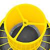 Кормушка бункерная Compacta на 22 л с ножками, 3 положения регулировки River Systems (Италия)