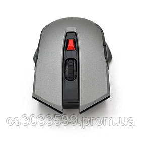 Миша бездротова Fantech WG10 RAIGOR II, 6 кнопок, 800-2000 DPI, Win7 / 8/10 Mac OS, Grey, COLOR BOX