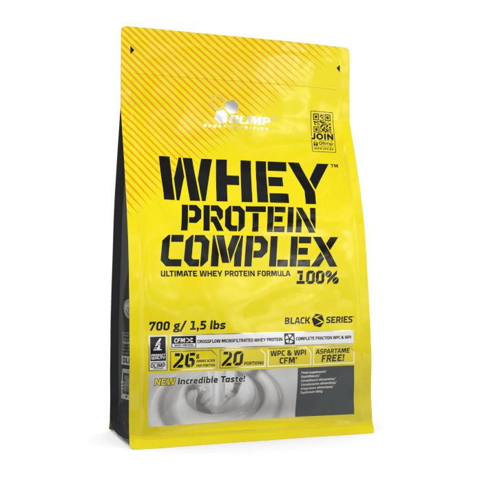 Протеїн Olimp Whey Protein Complex 100%, 700 грам Шоколад-карамель
