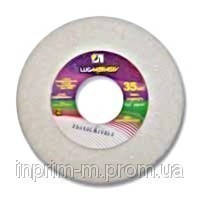 Круг шлифовальный на керам. св. 25А 350х32х127 F90-36 (СМ...СТ)