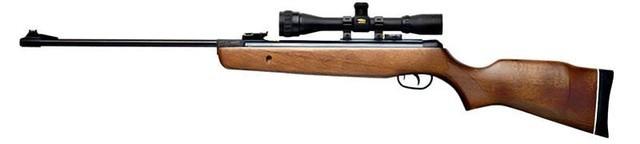 Пневматическая винтовка Gamo Hunter 440 Combo 3-9x40WR