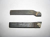 Резец левый проходной упорный изогнутый 25х16х140 ВК8
