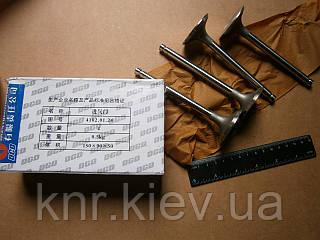 Клапан впускной к-т FOTON 1043 (3,7) ФОТОН 1043