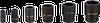 Набор головок ударных НГ-003 (22,24,32,35,38,41)