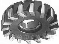 Фреза торцовая насадная 250 с рифл ножами 2020-0026 Р6М5 2214-0341