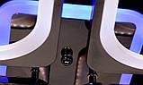 Світлодіодна люстра з діммером і LED підсвічуванням, 80W, фото 8