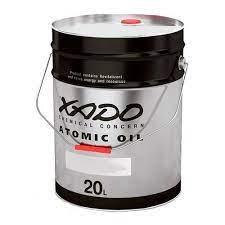 Олива 0W-40 SL/CF XADO Atomic Oil з/б 1л