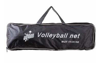 Сетка для волейбола с металлическим тросом (р 9,5x1м, ячейка 8x8см)