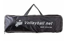 Сітка для волейболу з металевим тросом (р 9,5х1м, осередок 8х8см)