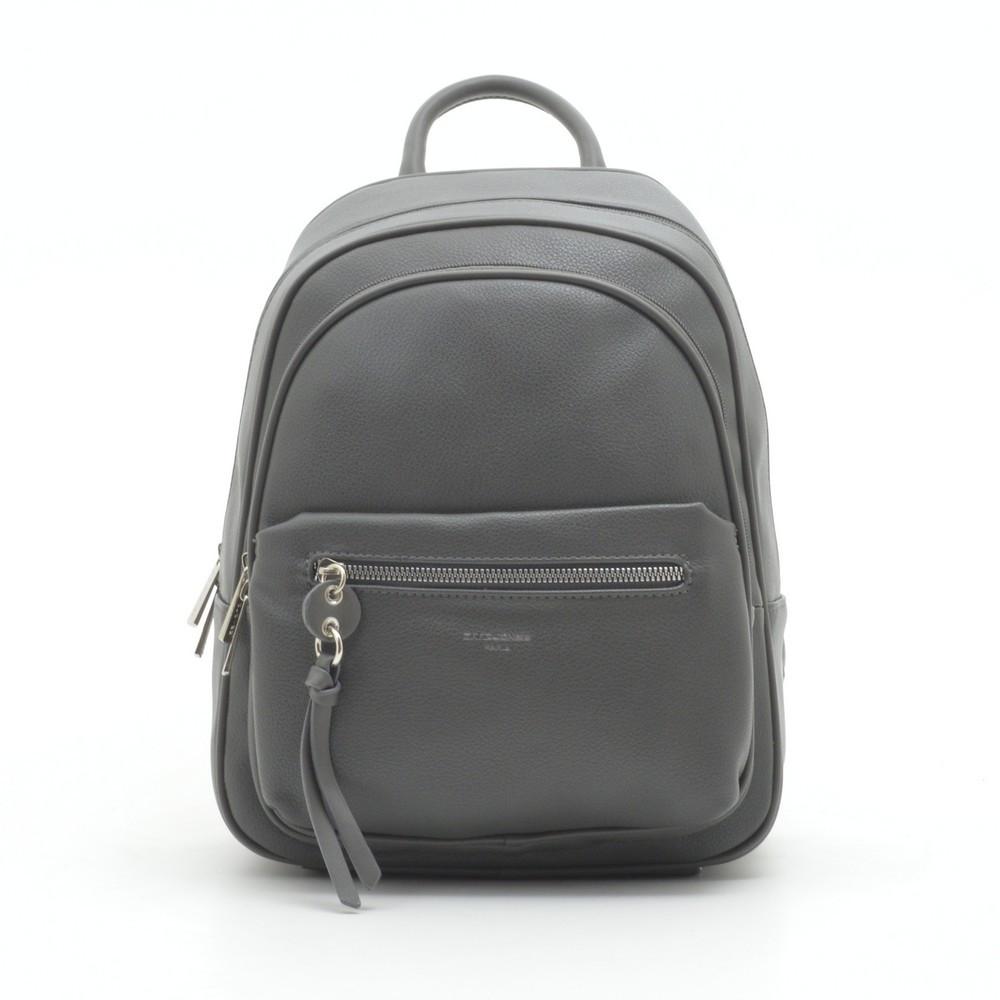 Рюкзак David Jones 6418-2T d.grey