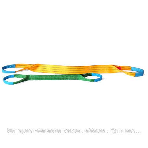 Текстильные стропы- для надежной работы