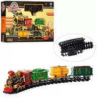 Дитяча іграшкова залізниця 0621/40352 з інструментами