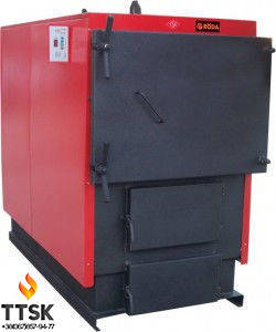RODA RK3G-450, 525 квт стальной твердотопливный котел жаротрубный мощностью 525 квт
