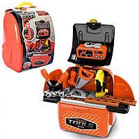 Дитячий ігровий стіл з інструментами 008-962A у валізі