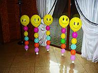 День рождения Воздушные шарики с гелием Оформление Детский праздник