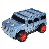 Дитяча машина CX002 їздить по нарисованой лінії (Блакитний)