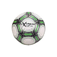 М'яч футбольний FB20152 діаметр 21,8 см (Зелений)