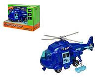 Іграшка Вертоліт 7678 Міські служби (Синій)