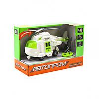 Іграшка Вертоліт 7678 Міські служби (Білий)