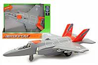 Іграшка літак 7915 зі звуковими ефектами (Помаранчевий)