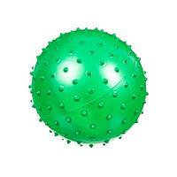 М'яч масажний MS 0023 8 дюймів (Зелений)