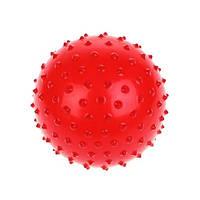 М'яч масажний MS 0023 8 дюймів (Червоний)