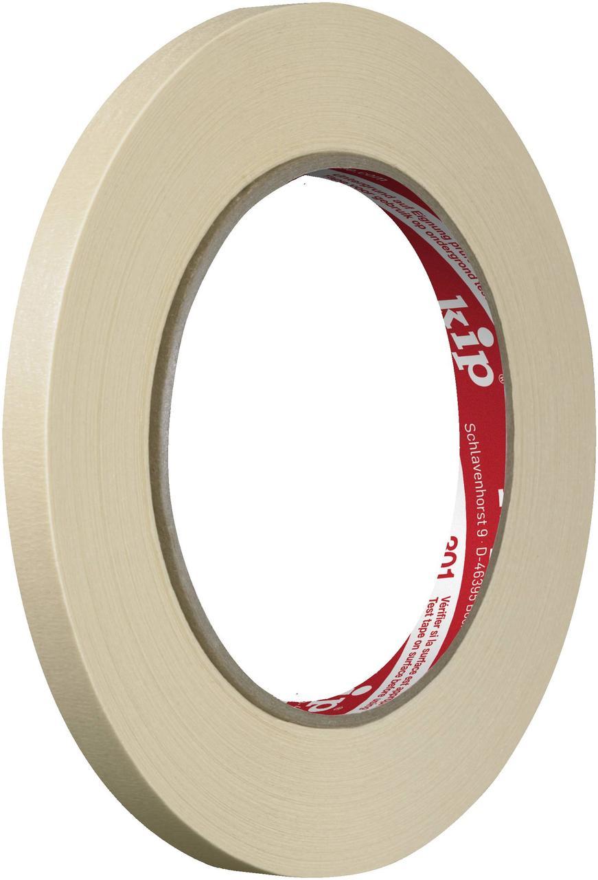 Малярна стрічка KIP-TAPE Extra-натуральна 9mm (13416)