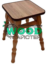 Табурет ДСП горіх екко (Woodmayster)