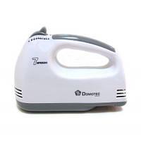 Миксер ручной Domotec DT1001 7 скоростей, фото 1