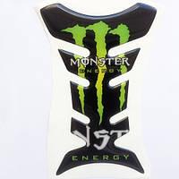 Наклейка на бак Monster Energy, фото 1