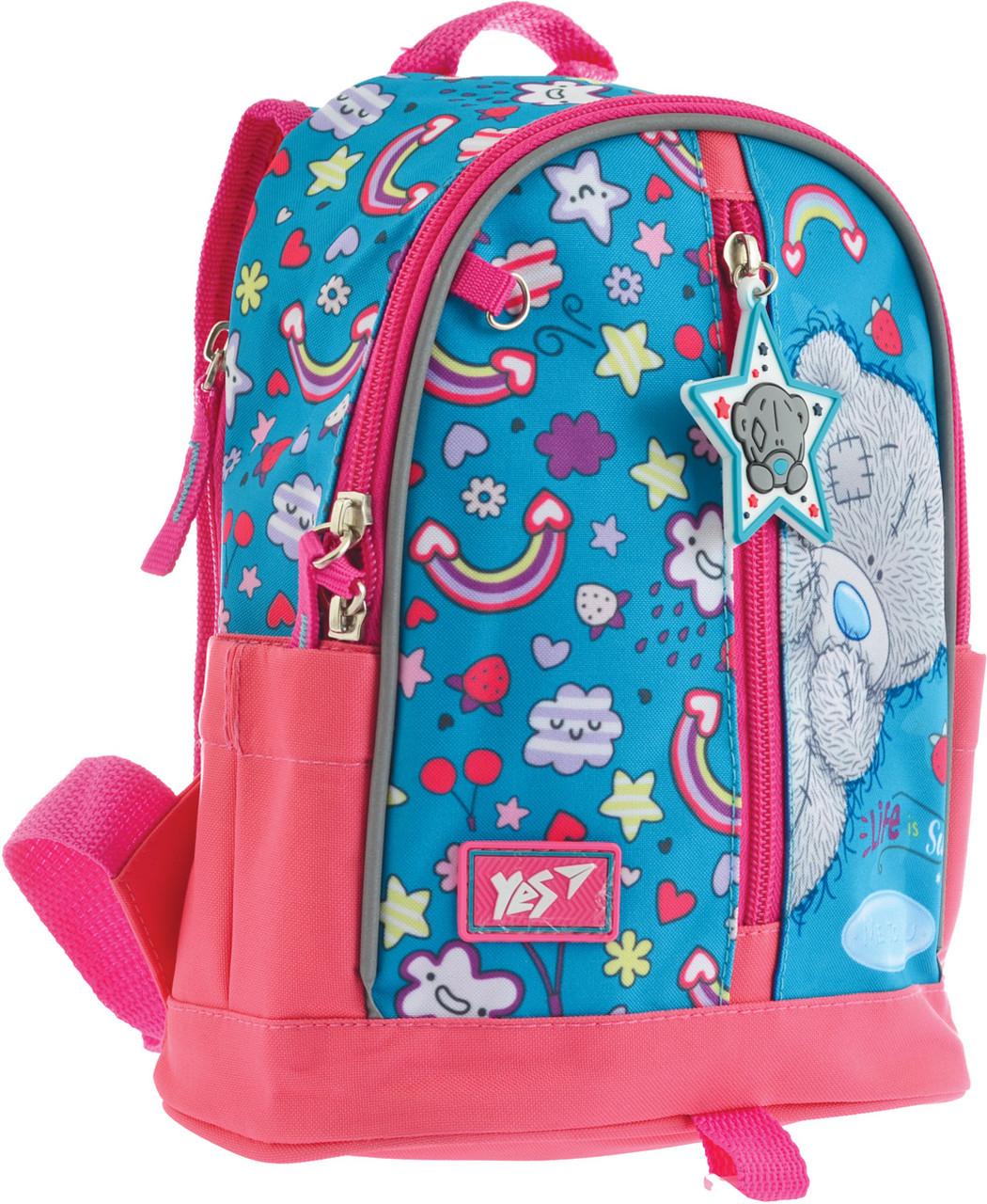 Рюкзак дитячий YES K-30 Mty Різнобарвний (556829)