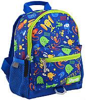 Рюкзак детский 1 Вересня K-16 Monsters Разноцветный (556579), фото 1