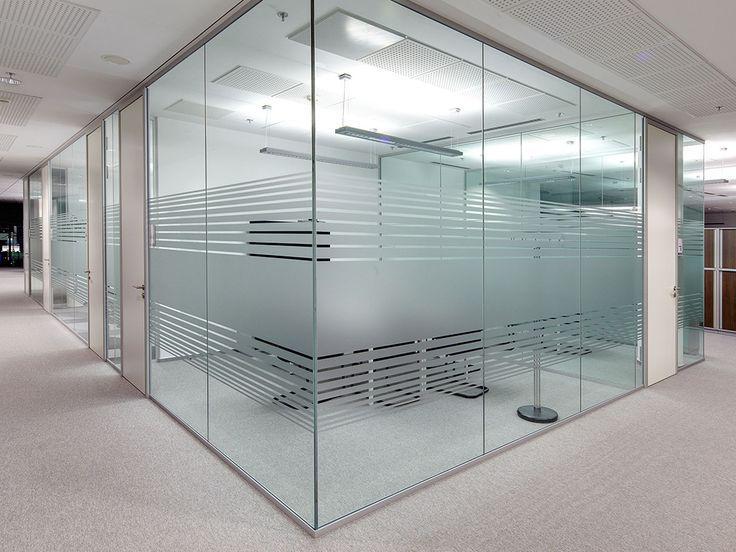 Стеклянные перегородки для помещений, проектирование и монтаж перегородок, стеклянные перегородки