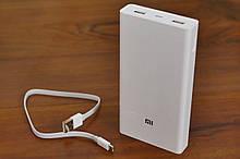 Power bank Xiaomi 20000mAh 2 USB потужний повербанк, портативна батарея! АКЦІЯ