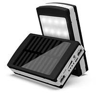 Power Bank powerbank 50000 mAh Solar LED | Повер Банк LED | Портативний зарядний пристрій | Пауер Солар