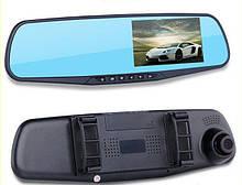 Відеореєстратор-дзеркало DVR L6000 з однією камерою і екраном