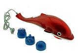 """Інфрачервоний ручний масажер """"Дельфін"""" великої 40 см, масажер для всього тіла """"Dolphin"""", фото 2"""