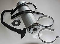Глушитель боченок GY6 - 60 в сборе