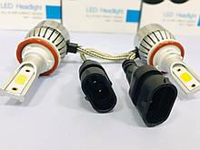 Нові Супер Яскраві Автолампи LED (лід) Цоколь H11. Краща Ціна!