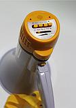 Потужний Гучномовець (рупор) мегафон HW-8C Краща ціна!, фото 6
