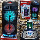 Колонка портативна акустична Kimiso QS-83, фото 3