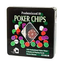 Покерний ігровий набір (8718-012)